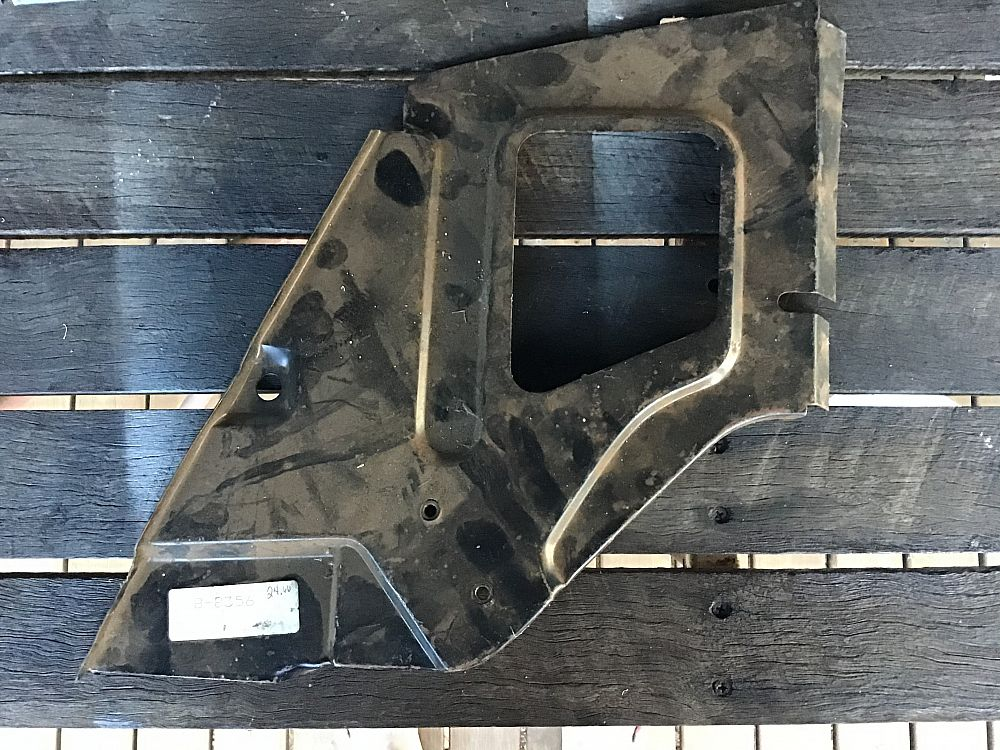 For Sale: Body panel
